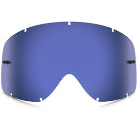 Oakley O-Frame MX Replacement Lenses Black Ice Iridium